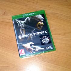 Joc XBOX ONE - Mortal Kombat X, nou, sigilat - Jocuri Xbox One, Actiune, 18+