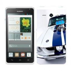 Husa Huawei Ascend Y530 Silicon Gel Tpu Model Shelby - Husa Telefon