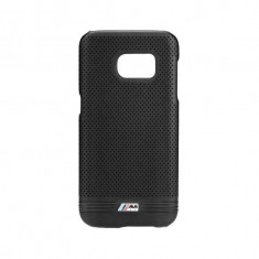 Husa Samsung Galaxy S7 G930 Capac Spate BMW M Power Perforated Neagra