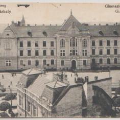 Targu Mures 1925 - gimnaziul romano-catolic