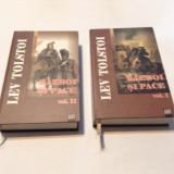 RAZBOI SI PACE - L. N. Tolstoi -2 VOL ,RF1/4