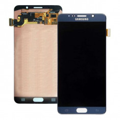 Display Cu Touchscreen Samsung Galaxy Note 5 SM-N920 Original Albastru Inchis