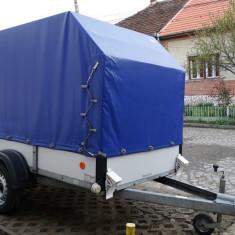 Remorca Agados 750 kg - Utilitare auto