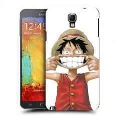 Husa Samsung Galaxy Note 3 Neo N7505 Silicon Gel Tpu Model Cartoon Boy - Husa Telefon