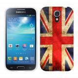 Husa Samsung Galaxy S4 i9500 i9505 Silicon Gel Tpu Model UK Flag