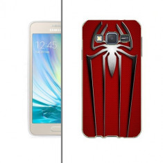 Husa Samsung Galaxy Grand Prime G530 Silicon Gel Tpu Model Spiderman