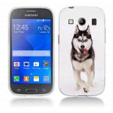 Husa Samsung Galaxy Ace 4 G357 Silicon Gel Tpu Model Husky
