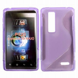 Husa LG P720 Optimus 3D Max Silicon Gel Tpu S-Line Mov
