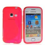 Husa Samsung S6802 Galaxy Ace Duos Silicon Gel Tpu S-Line Roz - Husa Telefon