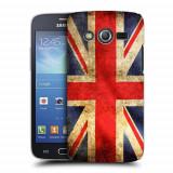 Husa Samsung Galaxy Core 4G LTE G386F Silicon Gel Tpu Model UK Flag
