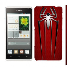 Husa Huawei Ascend Y530 Silicon Gel Tpu Model Spiderman - Husa Telefon