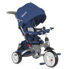 Tricicleta Hot Rock Blue - Tricicleta copii