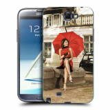 Husa Samsung Galaxy Note 2 N7100 Silicon Gel Tpu Model Women Models