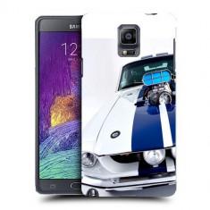 Husa Samsung Galaxy Note 4 N910 Silicon Gel Tpu Model Shelby - Husa Telefon