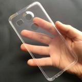 Husa LG Nexus 5X Super Slim 0.5mm Silicon Gel TPU Transparenta - Husa Telefon