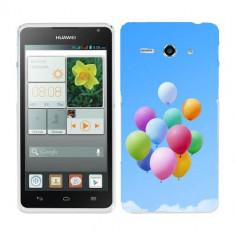 Husa Huawei Ascend Y530 Silicon Gel Tpu Model Baloons - Husa Telefon