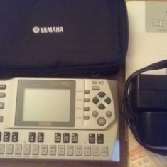 Sequencer Yamaha - Orga