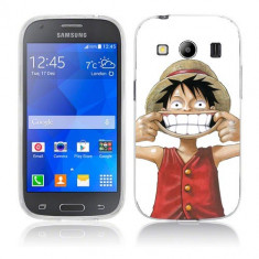 Husa Samsung Galaxy Ace 4 G357 Silicon Gel Tpu Model Cartoon Boy - Husa Telefon