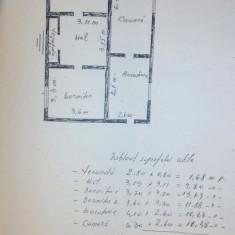 Casa cu teren in com Ulmeni jud Buzau - Casa de vanzare, 77 mp, Numar camere: 3, Suprafata teren: 1500
