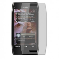 Set 2 buc Folie Protectie Ecran Nokia X7 - Folie de protectie