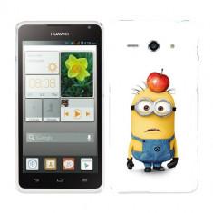 Husa Huawei Ascend Y530 Silicon Gel Tpu Model Minions - Husa Telefon