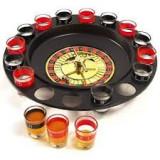 Joc Ruleta cu 16 pahare pentru Shoturi - Joc board game