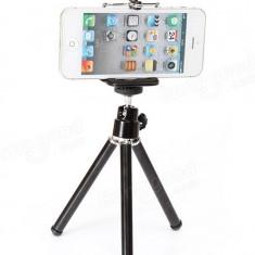 Mini-trepied pentru smartphone sau aparat foto - Trepied Aparat Foto