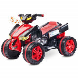 Vehicul Electric Raptor 2 x 6 V Red - Masinuta electrica copii