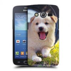 Husa Samsung Galaxy Core 4G LTE G386F Silicon Gel Tpu Model Sweet Puppies - Husa Telefon