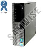 Calculator Dell 960 SFF Intel Dual Core E5800 3.2GHz 4GB DDR2 250GB DVD GARANTIE