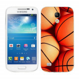 Husa Samsung Galaxy S4 Mini i9190 i9195 Silicon Gel Tpu Model Mingi De Baschet