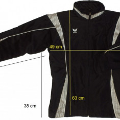 Bluza jacheta sport ERIMA originala, calitativa (dama L) cod-173797 - Trening dama, Marime: L, Culoare: Din imagine