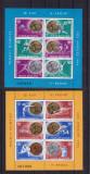 ROMANIA 1984  LP 1111 MEDALII  OLIMPICE - LOS ANGELES - BLOCURI  MNH