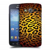 Husa Samsung Galaxy Core 4G LTE G386F Silicon Gel Tpu Model Animal Print Leopard