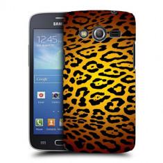 Husa Samsung Galaxy Core 4G LTE G386F Silicon Gel Tpu Model Animal Print Leopard - Husa Telefon