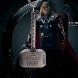 Pandantiv / Colier / Lantisor / Medalion - Ciocan Thor - Pandantiv fashion