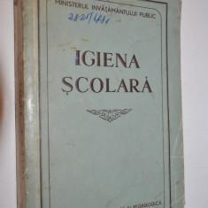 Igiena Scolara - 1955