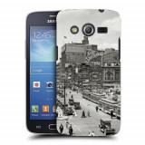 Husa Samsung Galaxy Core 4G LTE G386F Silicon Gel Tpu Model Vintage City