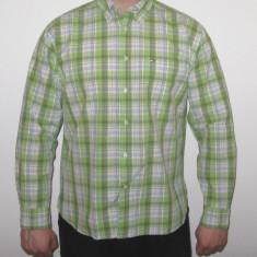 Camasa Originala Tommy Hilfiger MARIMEA - XL - ( cu maneca lunga ) - Camasa barbati Ralph Lauren, Culoare: Din imagine