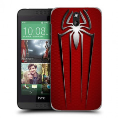 Husa HTC Desire 610 Silicon Gel Tpu Model Spiderman