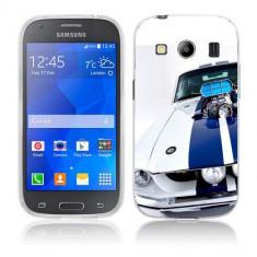Husa Samsung Galaxy Ace 4 G357 Silicon Gel Tpu Model Shelby - Husa Telefon