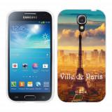 Husa Samsung Galaxy S4 i9500 i9505 Silicon Gel Tpu Model Paris