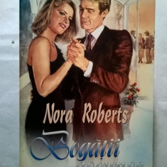 Nora Roberts - Bogatii ascunse - Roman dragoste