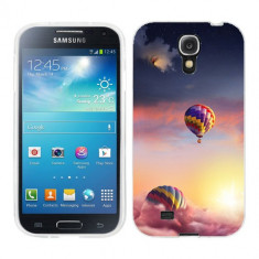Husa Samsung Galaxy S4 i9500 i9505 Silicon Gel Tpu Model Air Balloons - Husa Telefon
