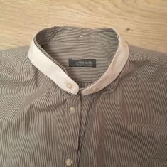 Camasa - Zara - Camasa barbati Zara, Marime: 42, Culoare: Gri