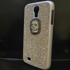 Husa Samsung Galaxy S4 i9500 i9505 Jewel Skeleton - Husa Telefon Samsung, Plastic, Carcasa