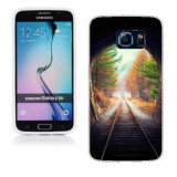 Husa Samsung Galaxy S6 G920 Silicon Gel Tpu Model Tunel