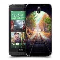 Husa HTC Desire 610 Silicon Gel Tpu Model Tunel - Husa Telefon