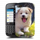 Husa BlackBerry Q10 Silicon Gel Tpu Model Sweet Puppies