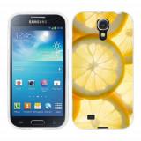 Husa Samsung Galaxy S4 i9500 i9505 Silicon Gel Tpu Model Lemons